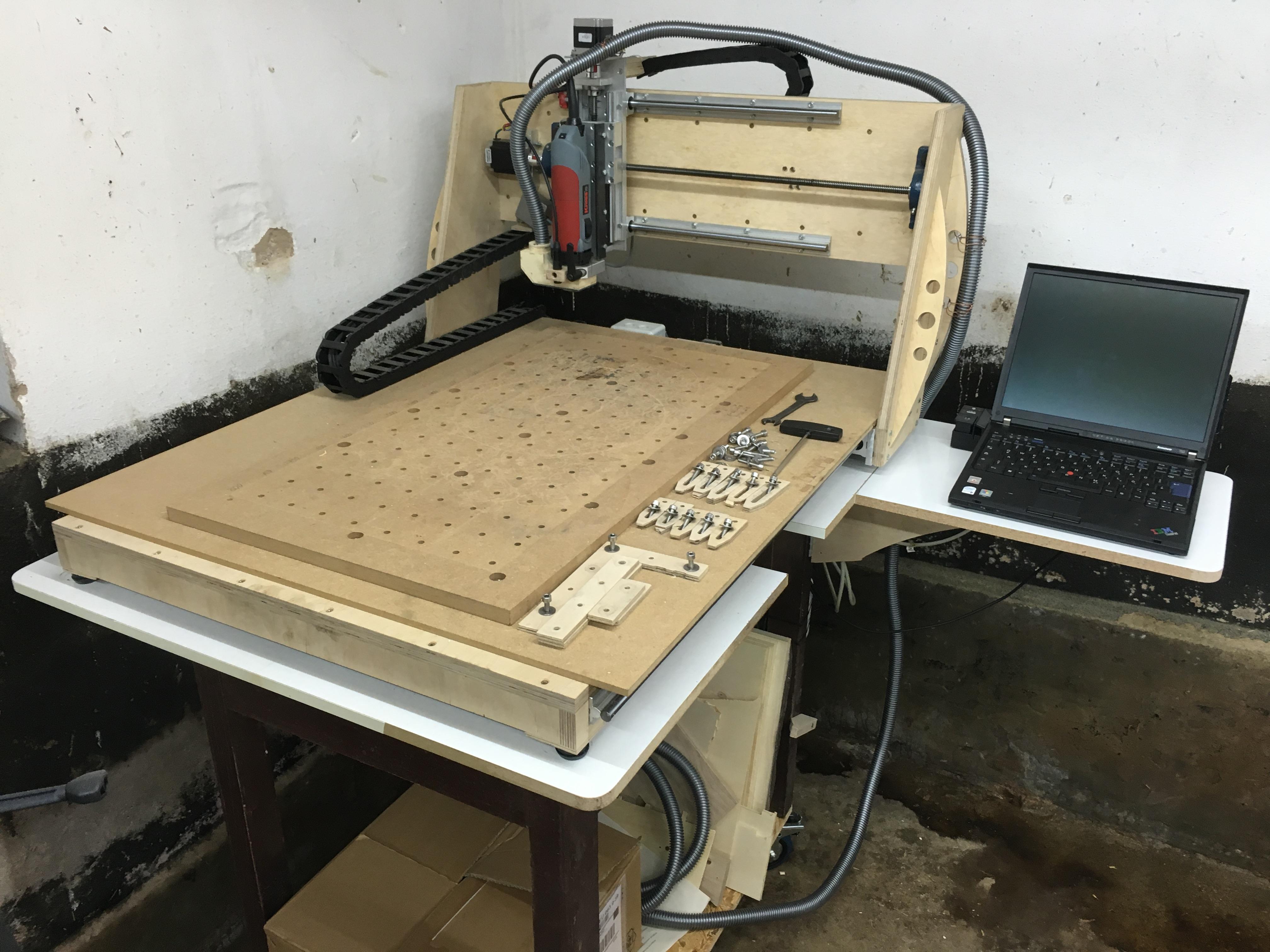 CNC – Das ist meine CNC – Alex´s Werkstatt Blog